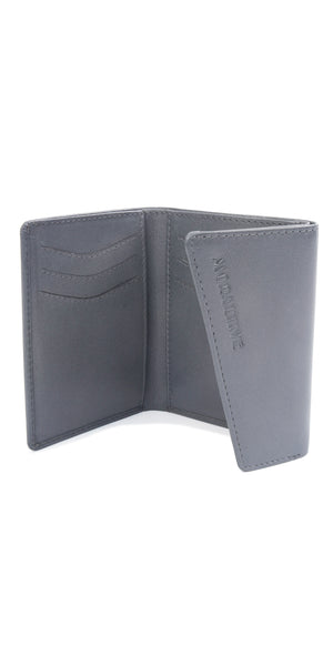 Moraltive Wallets - Grey