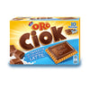 SAIWA ORO CIOK COOKIES GR 250 MILK CHOCOLATE X 14