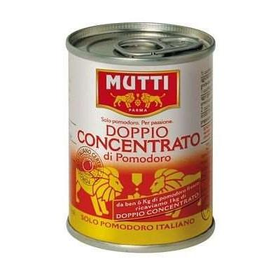 MUTTI PUREE TOMATOE CONCENTRATE ML 140 IN TIN X 12