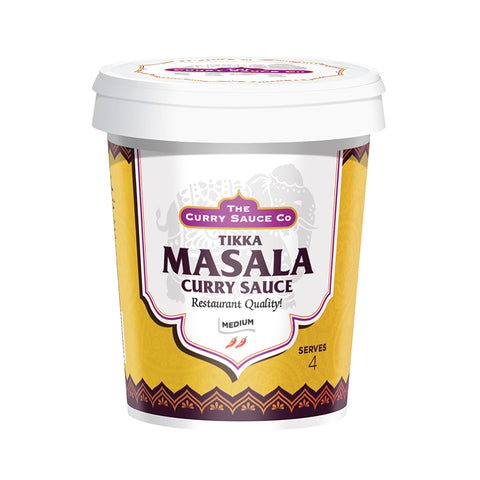 Tikka Masala Curry Sauce