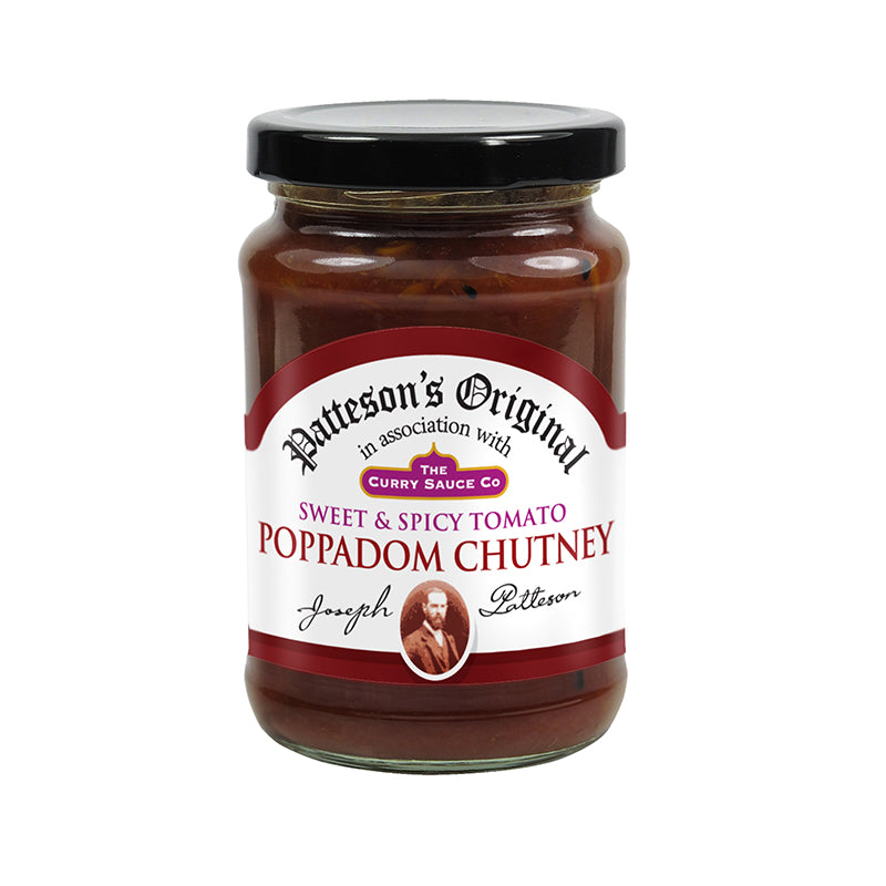 Sweet & Spicy Chutney