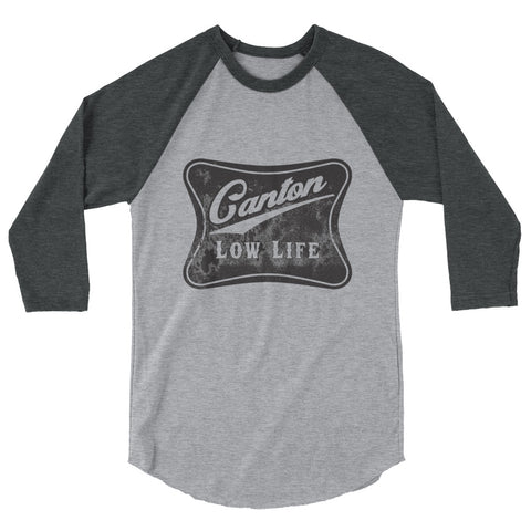 CANTON LOW LIFE Baseball T-Shirt