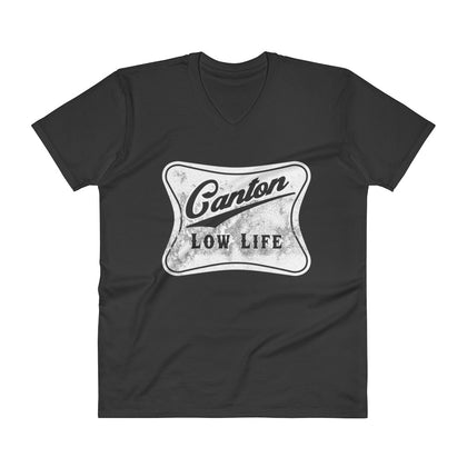 CANTON LOW LIFE V-Neck T-Shirt