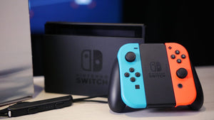 nintendo switch repair,fix nintendo switch ,game console repair
