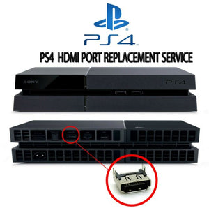 PS4 Playstation 4 HDMI Port Replacement