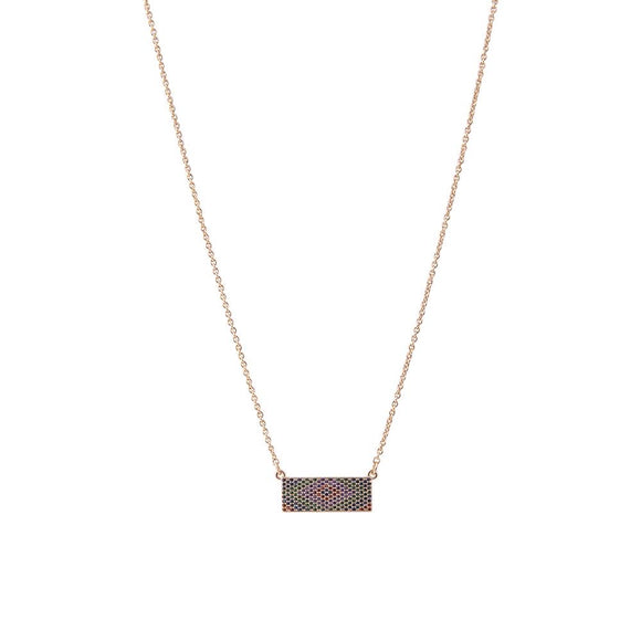 Dalia Bar Necklace
