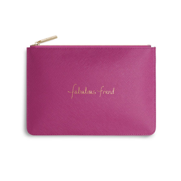Perfect Pouch - Fabulous Friend - Cerise Pink