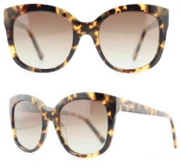 Jenny Glow Fendi Inspired Sunglasses-Brown