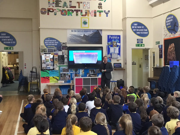 Water Primary - Moki in Assembly