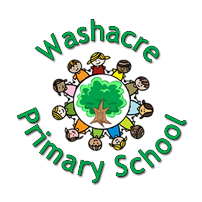 Washacre Primary School Logo
