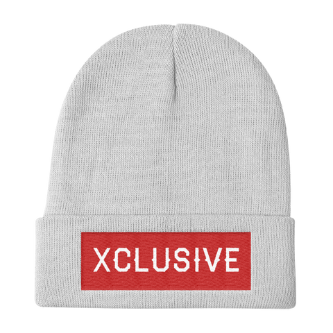 """XCLUSIVE"" Limited Beanie"