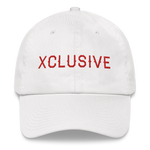 Red XCLUSIVE Limited Dad Hat