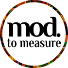 MOD. TO MEASURE logo with white background