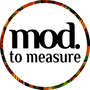 MOD. TO MEASURE transparent logo