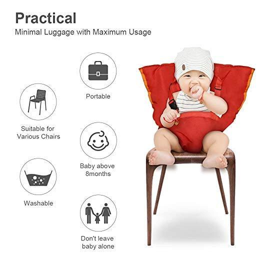 Portable Easy Seat Baby Chair