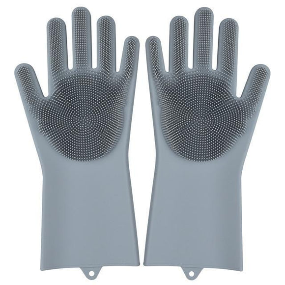 Super Scrubbing Gloves