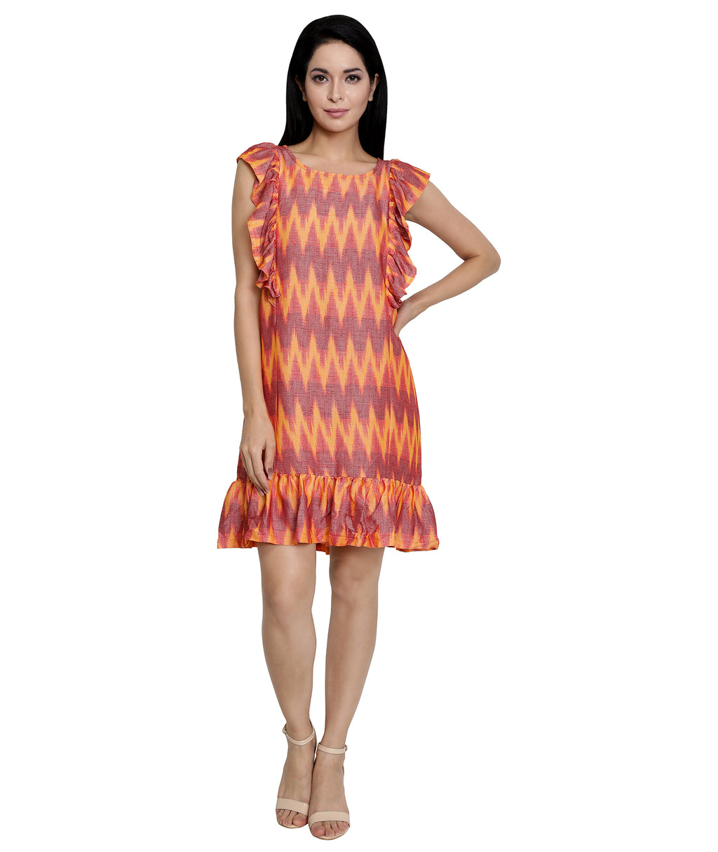 Printed Dress for Women