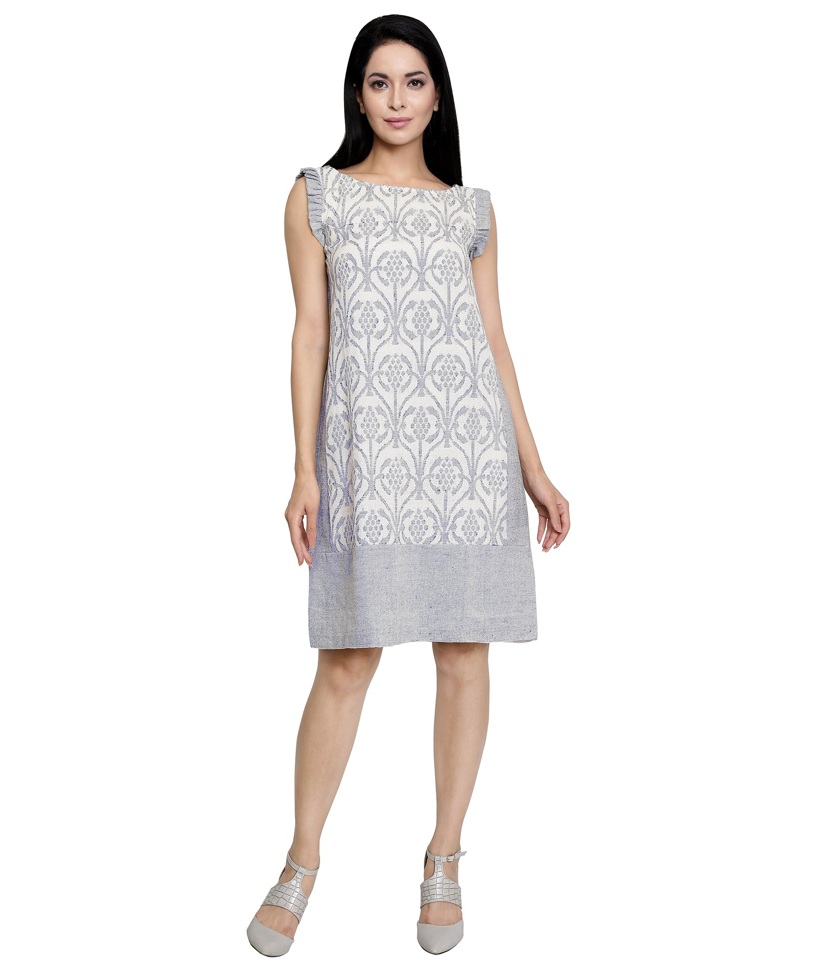 Blue Dress for Women Online India