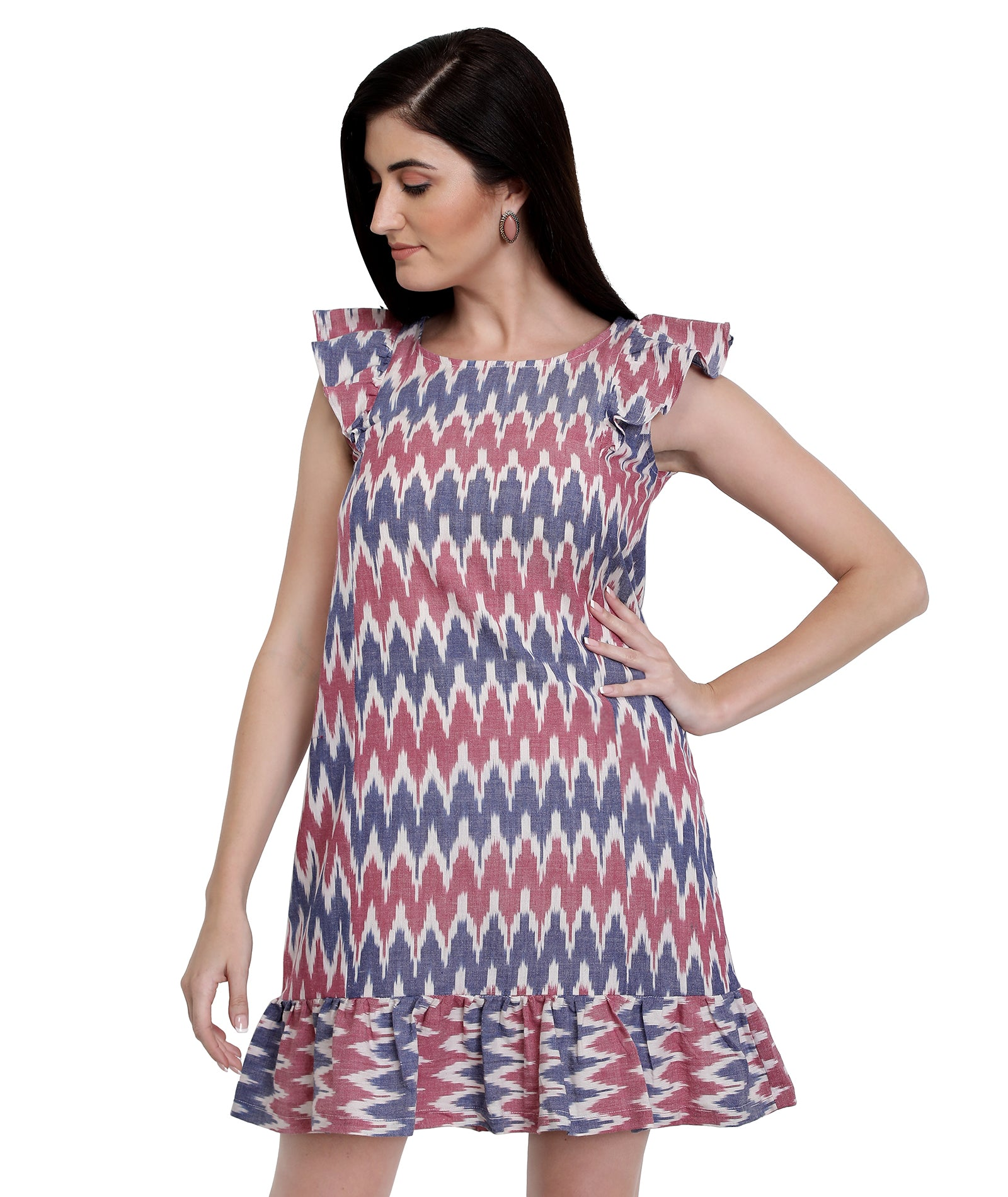 Sleeveless Western Dress for Women Online India