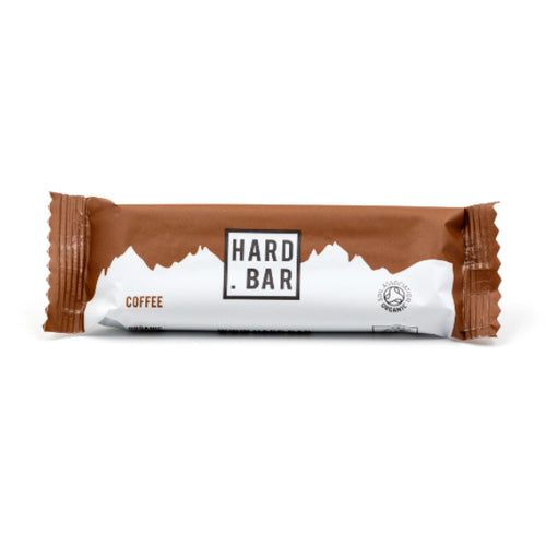 Organic Coffee Hard Bar - 12 Bar Box - Sorry, out of stock...they've all been eaten!