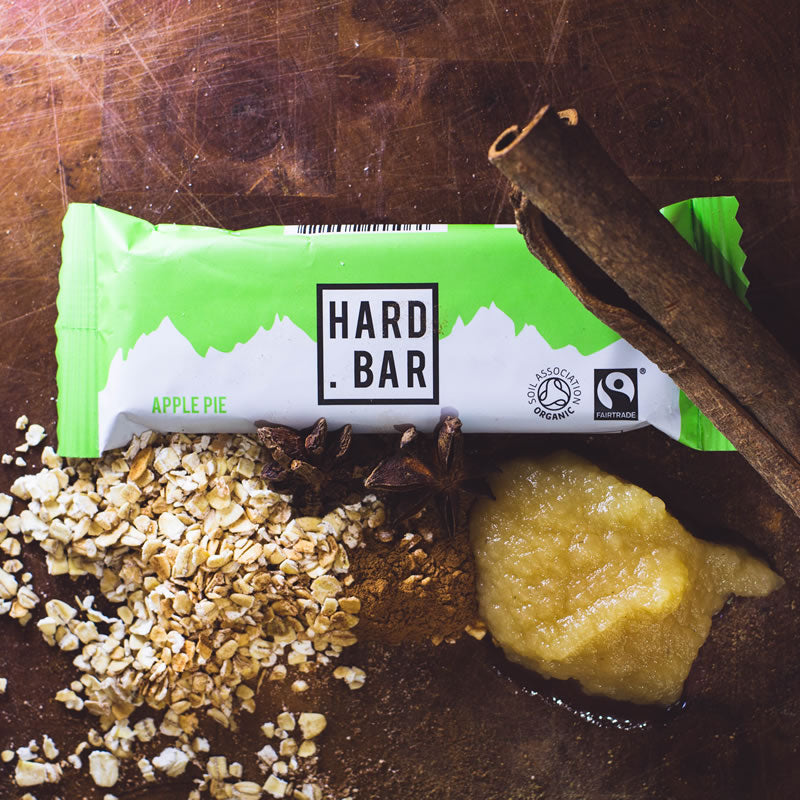 Organic Apple Pie - 12 Bar Box
