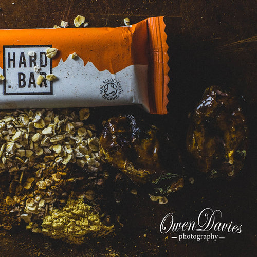 Organic Gingerbread Hard Bar - 10 Bar Box