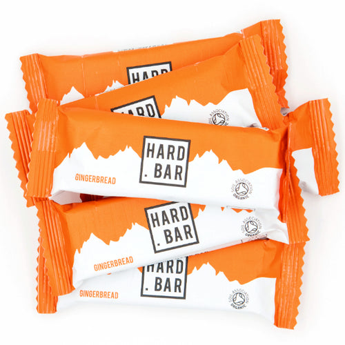 Organic Gingerbread Hard Bar - 12 Bar Box (Sorry out of stock for a bit)