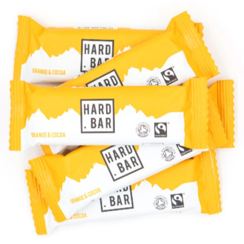 Organic Hard Bar Variety Pack - 12 Bar Box