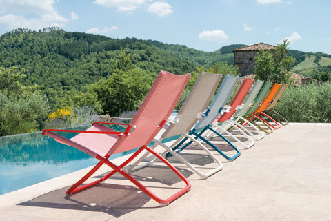 Snooze Deck Chair Emu - Zonnewende