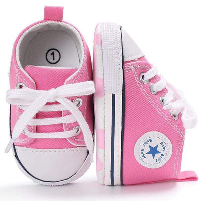 Star Kicks - Pink - BubsKicks