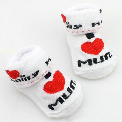 Adorable Newborn Infant Baby's Socks - BubsKicks