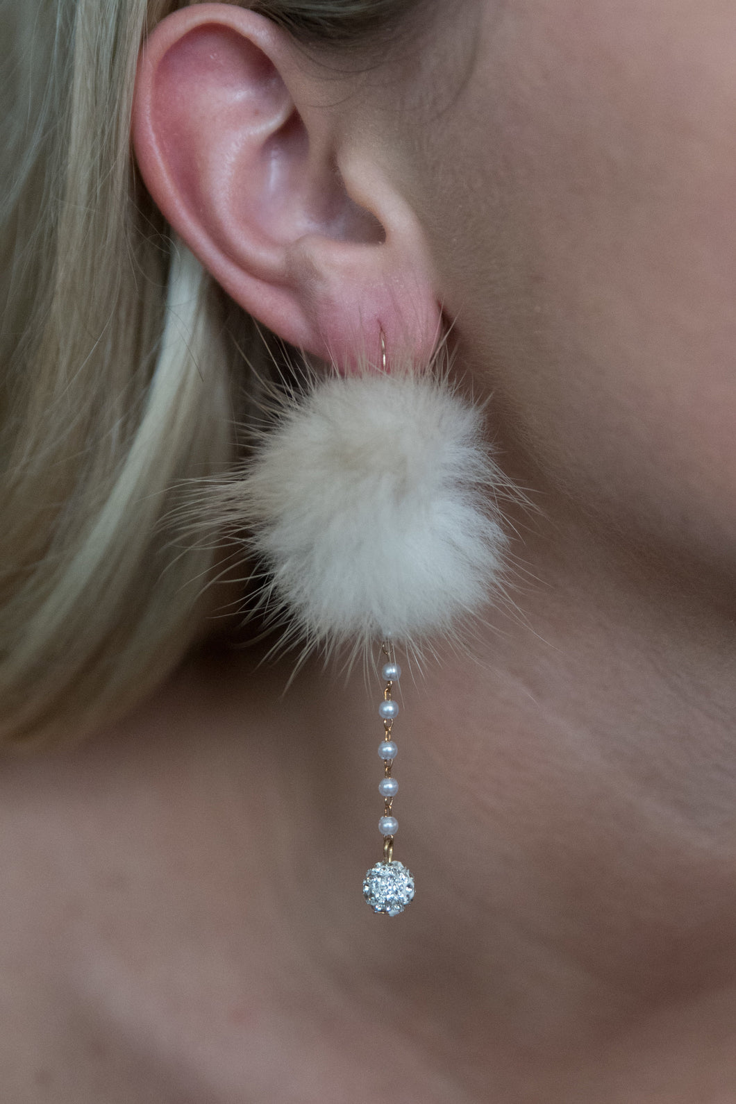 Furry Fun Earrings