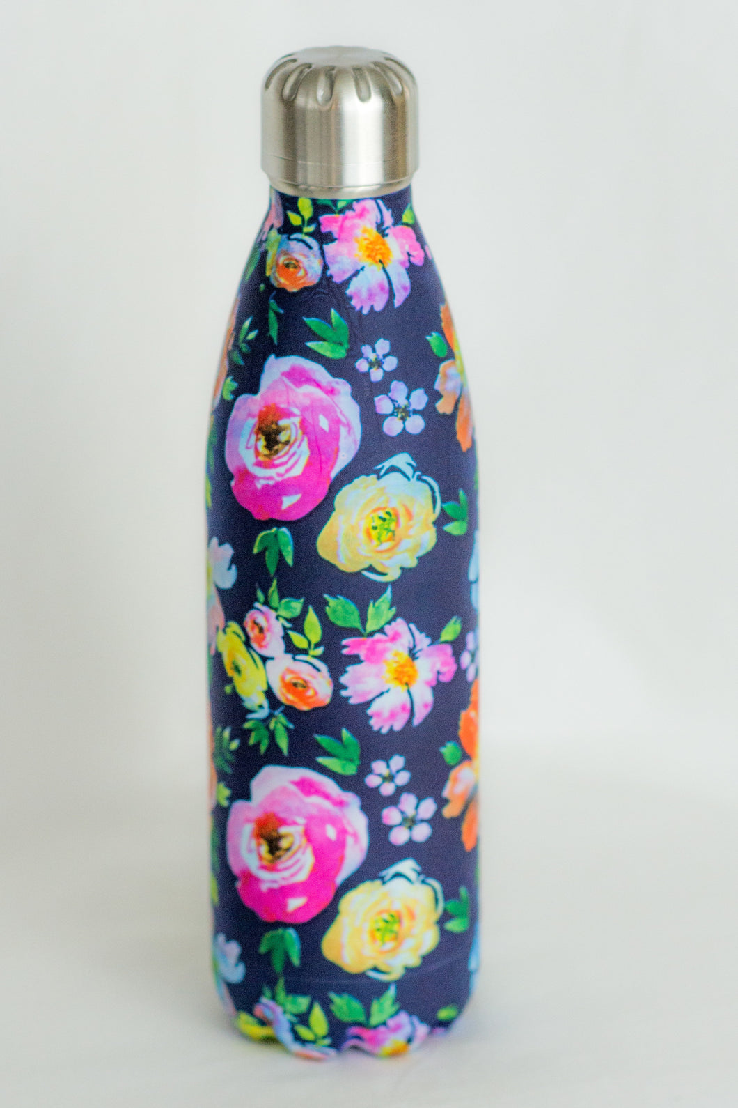 Vintage Floral stainless steel bottle