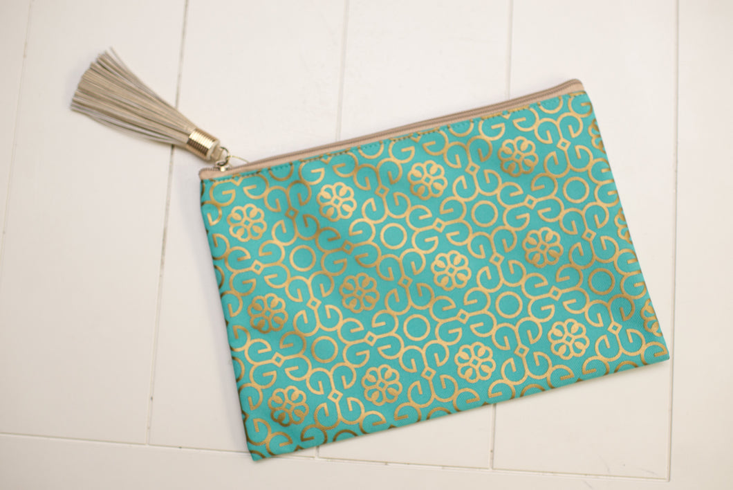 Damask Pouch