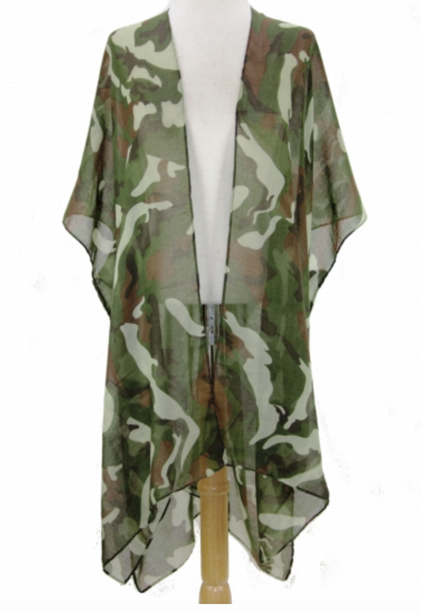 Army Green Camo Kimon