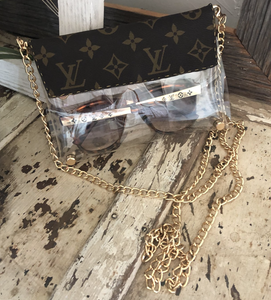Clear Louis Stadium Bag