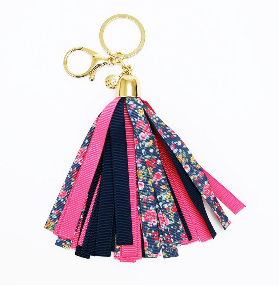 Ribbon Key Chain