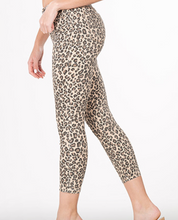 Leopard High Rise Pants