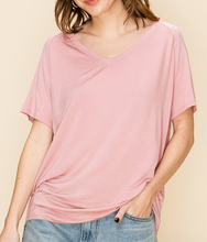 Rose Casual Top