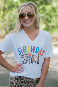 Birthday Girl Tee