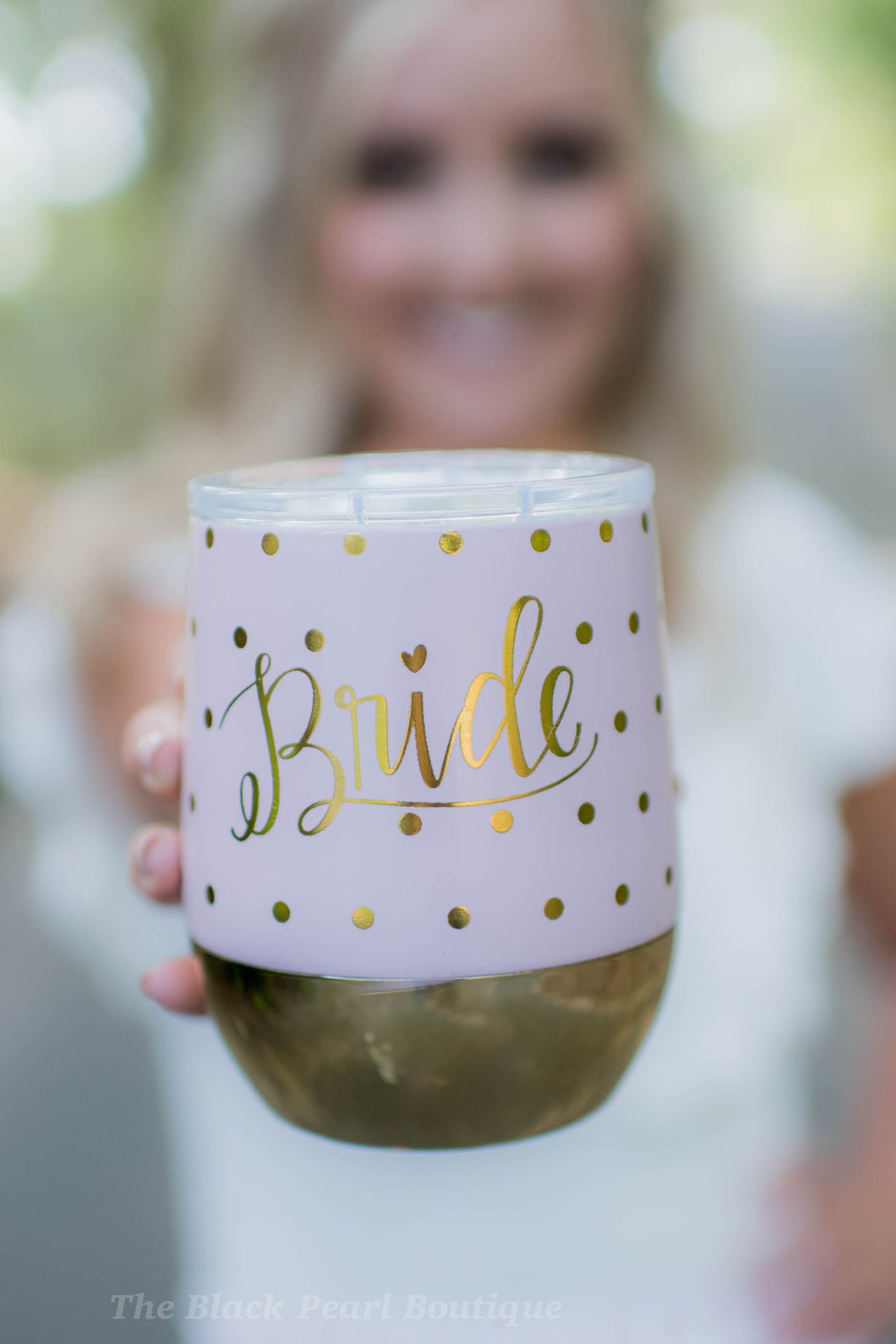Bride Stainless Tumbler