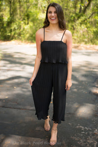 The Stacey Jumpsuit 🖤