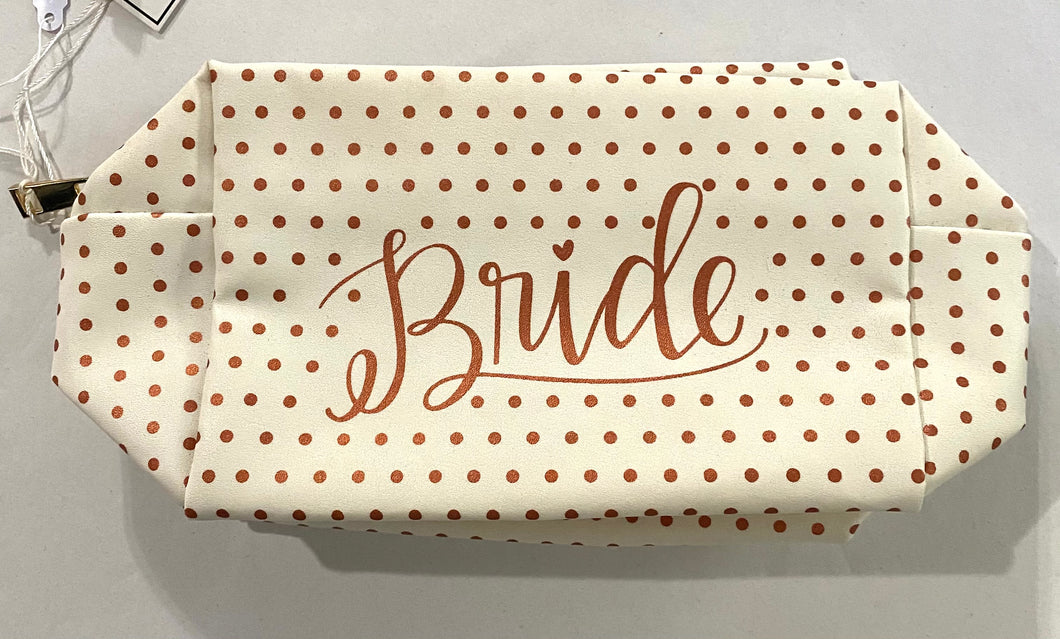 Bride Cosmetic Loaf Rose Gold