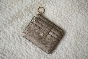 Gold Glam Wallet