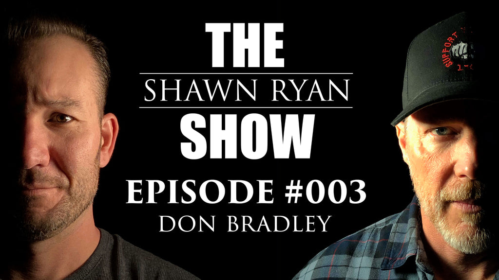 Episode #003 Don Bradley A.K.A. Headshot Don