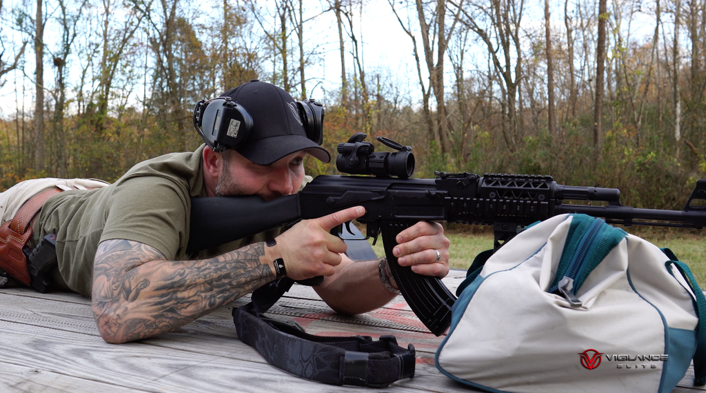 5 Prone Shooting Tips From a Navy SEAL