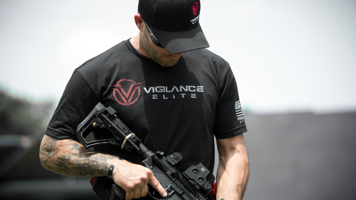 Shawn Ryan of Vigilance Elite. Navy SEAL, CIA Contractor and tactical trainer.