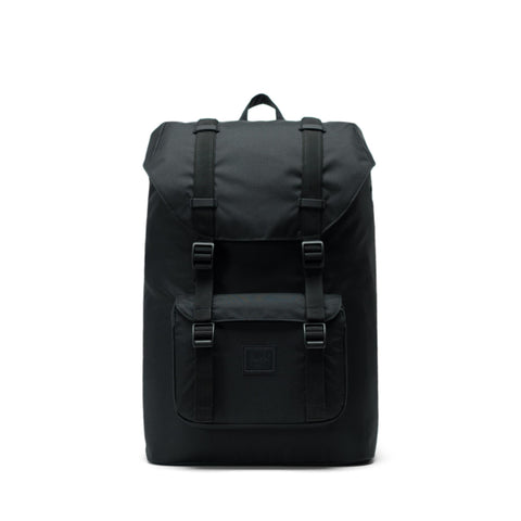 Little America Mid Volume LIGHT Backpack - Black