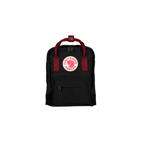 Kånken Mini Backpack - Black Ox Red