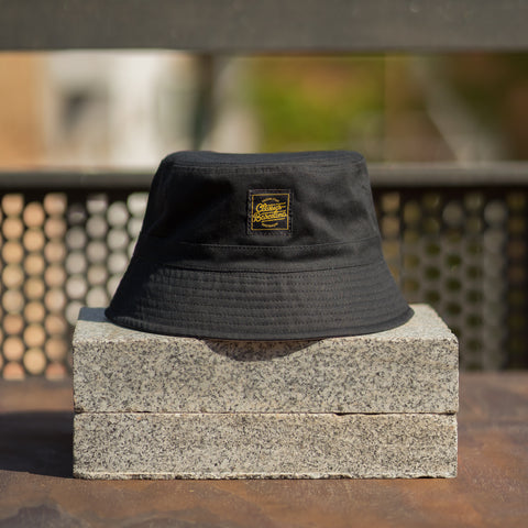 OG Lettering Bucket Hat - Black